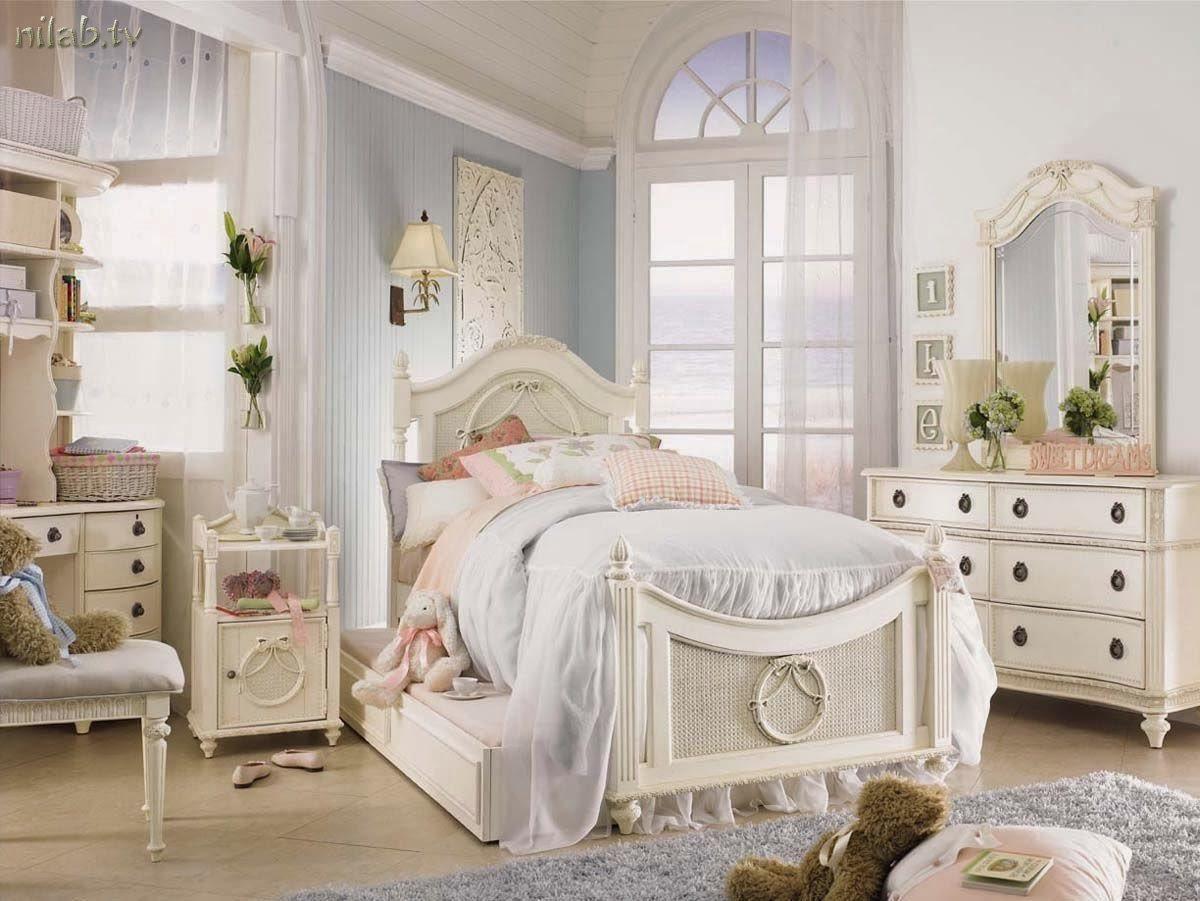 Galer a de im genes camas para dormitorios cl sicos - Provence mobiliario ...