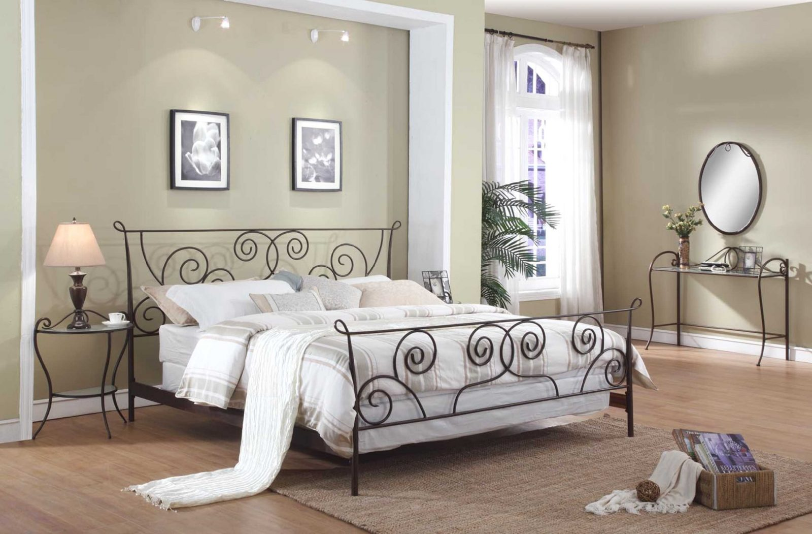 Camas para dormitorios clásicos