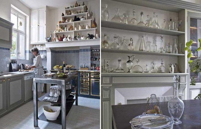 Decoraci n de cocinas cl sicas for Decoracion de casas clasicas