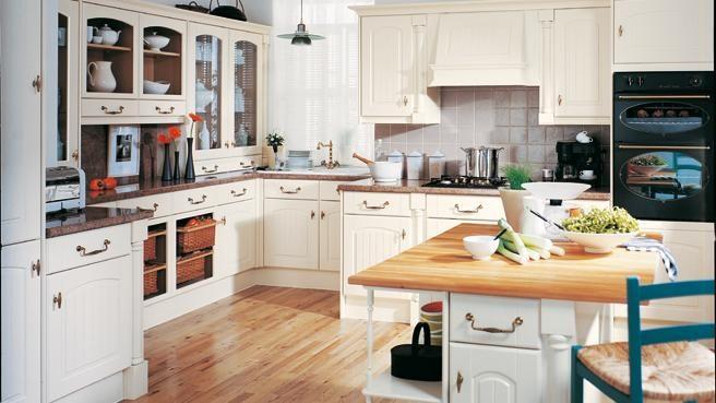 Galer a de im genes decoraci n de cocinas cl sicas for Imagenes de decoracion de cocinas