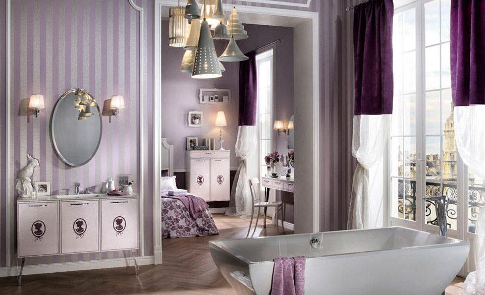 Cuarto de baño clásico victoriano :: Imágenes y fotos