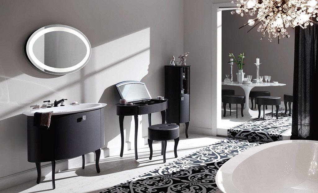 Imagenes Baños Femeninos:Galería de imágenes: Decoración de cuartos de baño clásicos