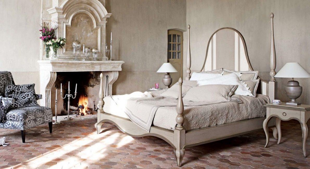 Decoraci n de habitaciones cl sicas - Decoracion de dormitorios clasicos ...