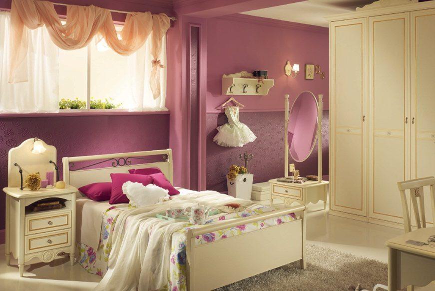 Decoraci n de habitaciones infantiles cl sicas for Decoracion de recamaras infantiles modernas