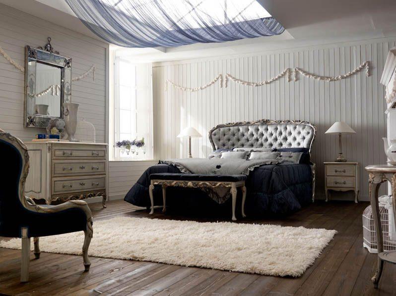Decoración de dormitorios de matrimonio clásicos