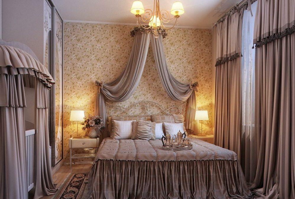 Accesorios para una decoraci n cl sica - Doseles de cama ...