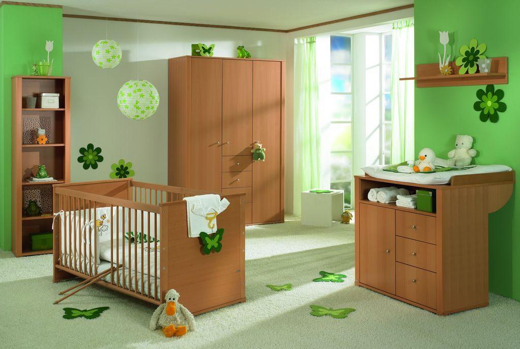 Decoraci n de habitaciones de beb s cl sicas - Habitacion para nino ...