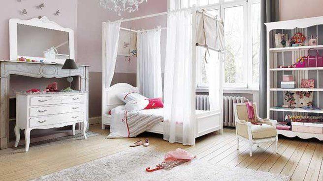 Decoraci n de habitaciones infantiles cl sicas for Estanterias maison du monde