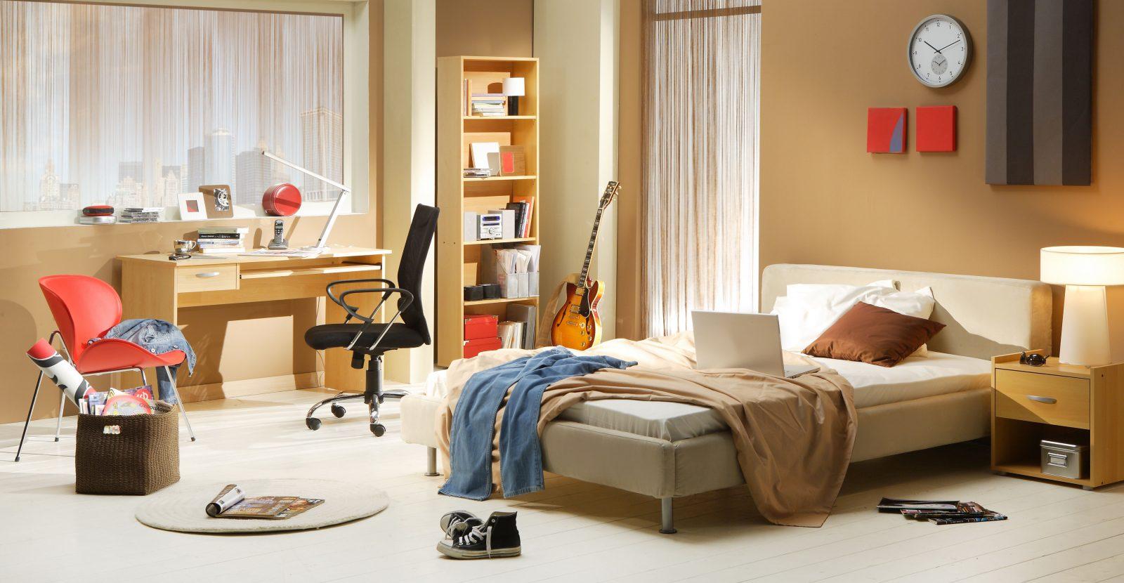 Galer a de im genes decoraci n de habitaciones juveniles - Habitaciones juveniles clasicas ...