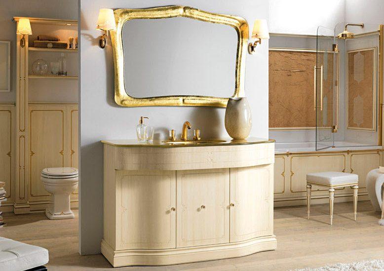 Mueble de baño elegante y refinado :: Imágenes y fotos