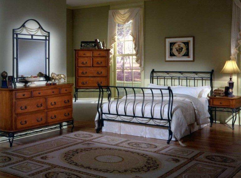 Materiales para una decoraci n cl sica - Decoracion de dormitorios clasicos ...