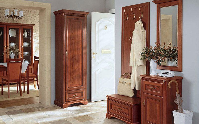 Muebles recibidor madera 20170819165525 - Recibidores clasicos ...
