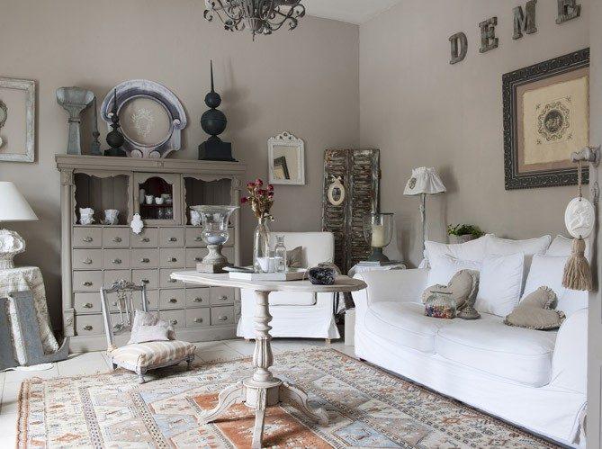 galer a de im genes decoraci n cl sica rom ntica. Black Bedroom Furniture Sets. Home Design Ideas