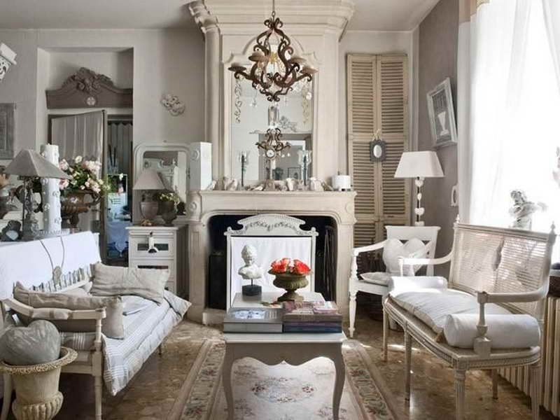 Decoraci n cl sica victoriana - Appartement decoration design glamour vuong ...