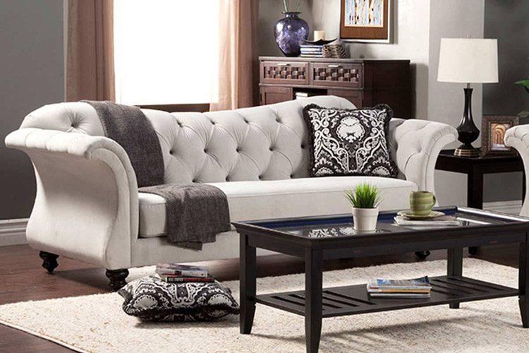 Sof s cl sicos for Modelos de sofas clasicos