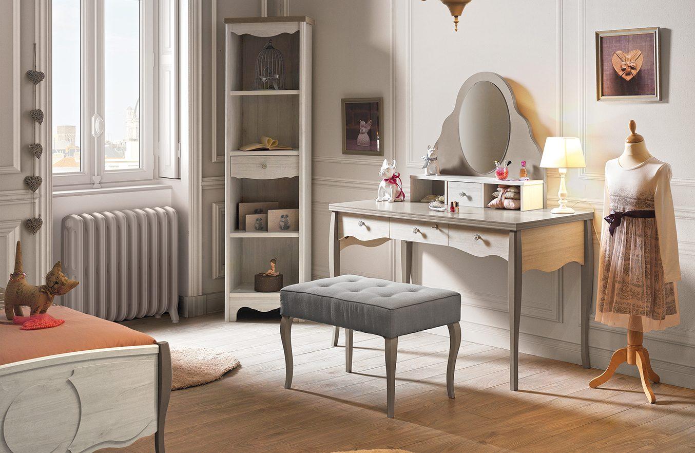 Galer a de im genes muebles cl sicos - Dormitorios infantiles clasicos ...
