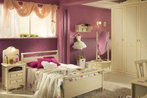 Decoración de habitaciones infantiles clásicas